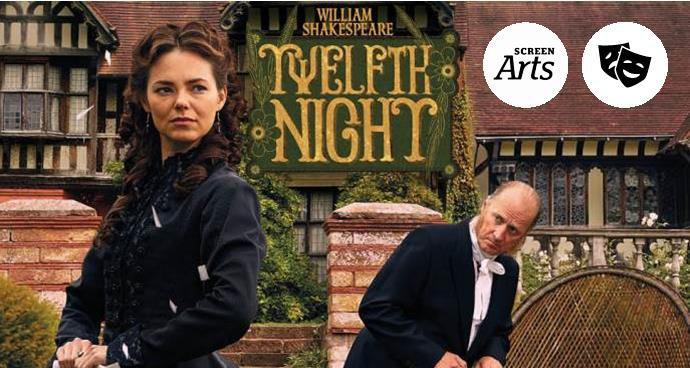 RSC: Twelfth Night (12A) poster