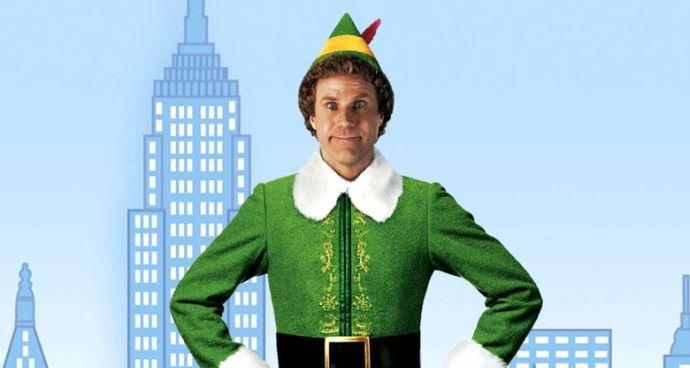 Elf (PG) poster