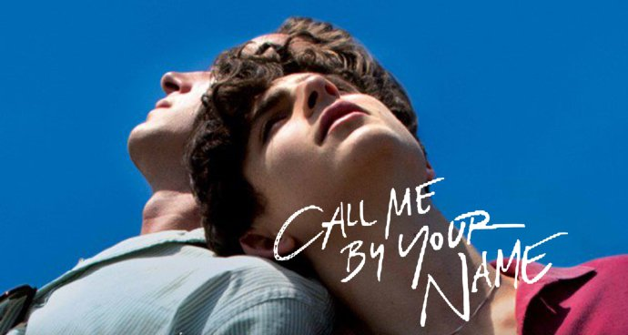 Call Me By Your Name (15) poster