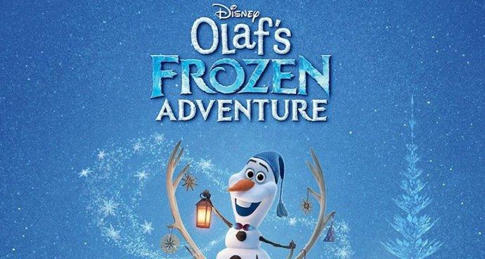 Frozen & Olaf's Adventure (PG) poster