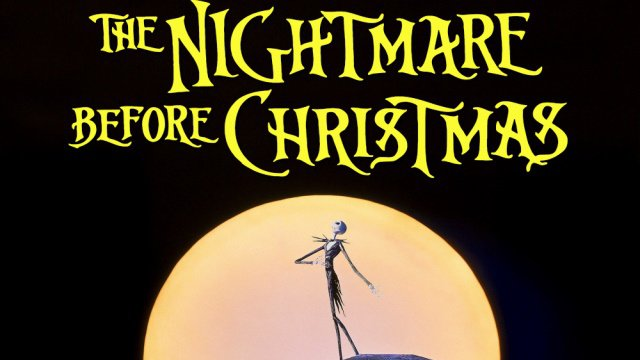 SMP: The Nightmare Before Christmas (PG) poster