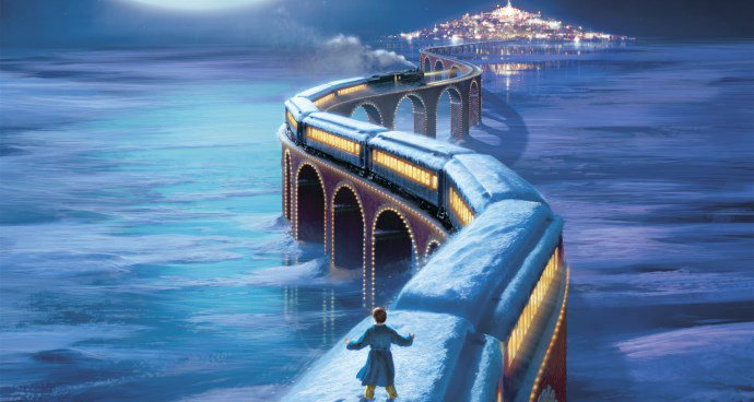 SMP: The Polar Express (U) poster