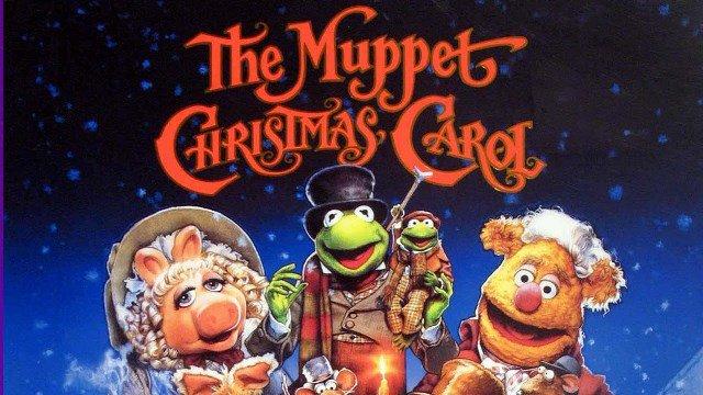 The Muppet Christmas Carol (U) poster