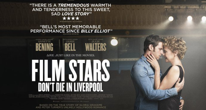 Film Stars Don't Die in Liverpool (15) poster