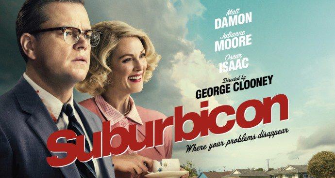 Suburbicon (15) poster