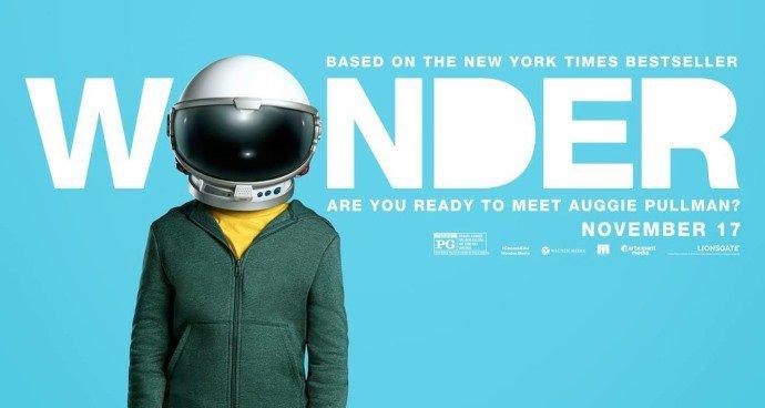 Wonder (PG) poster