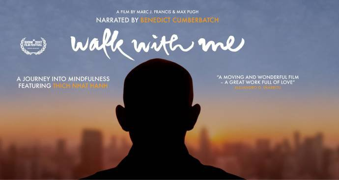 Walk with Me (PG) poster