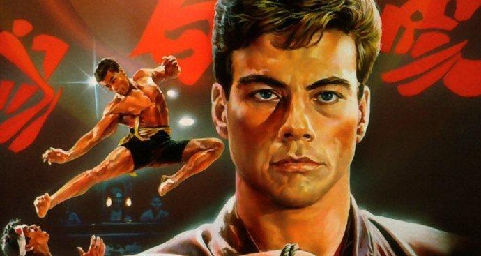 Blood Sport (15) poster