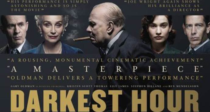 Darkest Hour (PG) poster