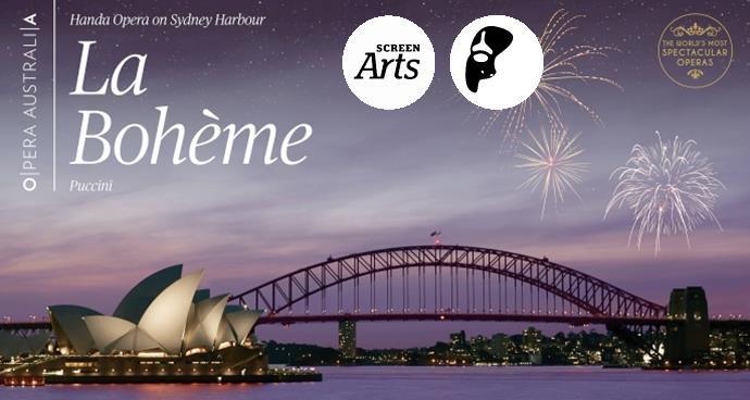 La Boheme on Sydney Harbour (12A) poster