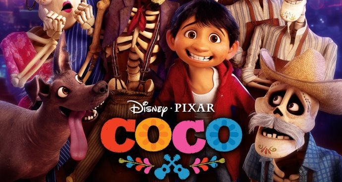 Coco (PG) poster