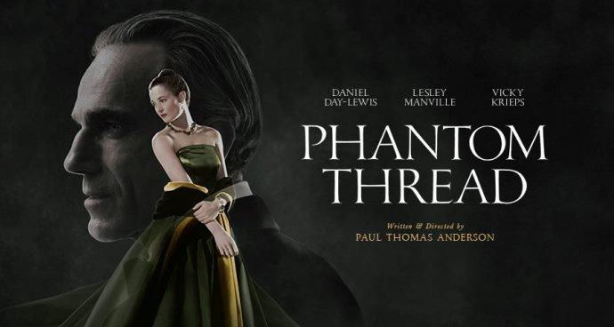 Phantom Thread (15) poster