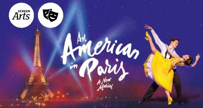 An American in Paris: The Musical (12A) poster