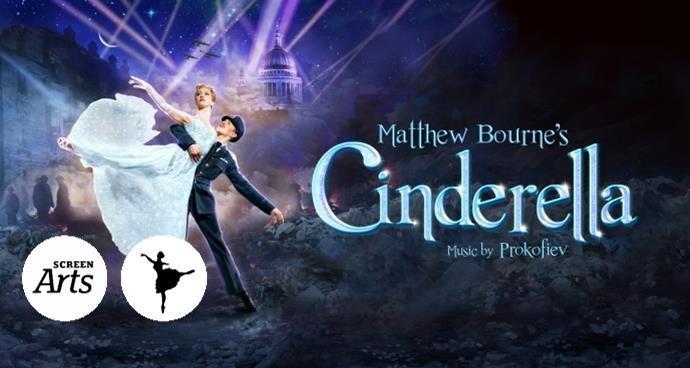Matthew Bourne's Cinderella (12A) poster