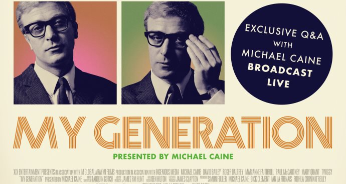 My Generation + Satellite Q&A (12A) poster