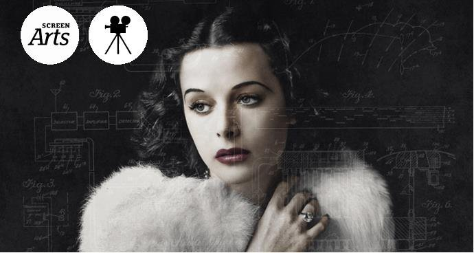 Bombshell: The Hedy Lamarr Story + Q&A (12A) poster