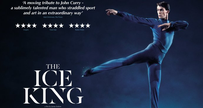 The Ice King (12A) poster