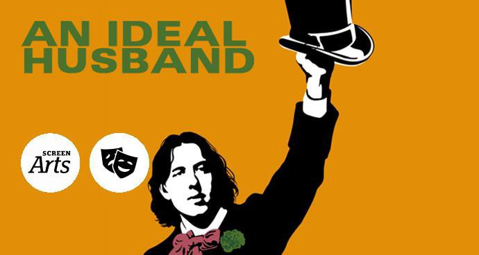 Oscar Wilde Live: An Ideal Husband (12A) poster