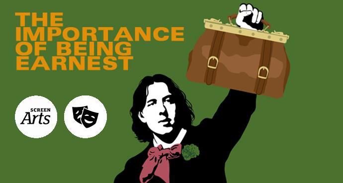 Oscar Wilde Live: The Importance of Being Earnest (12A) poster