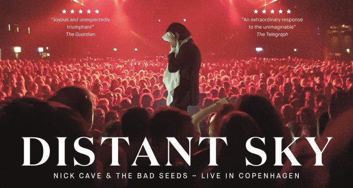 Distant Sky: Nick Cave & The Bad Seeds – Live in Copenhagen (15) poster