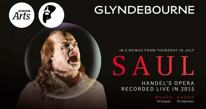 Glyndebourne: Saul (12A) poster