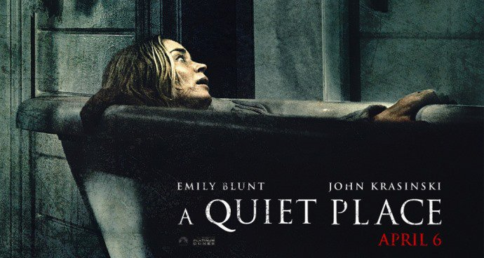 A Quiet Place (15) poster
