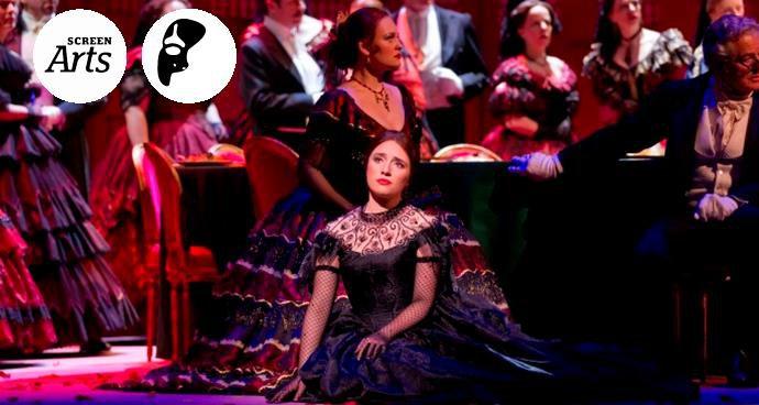 ROH: La Traviata (12A) poster