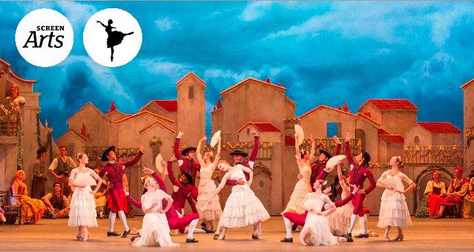 ROH: Don Quixote (12A) poster