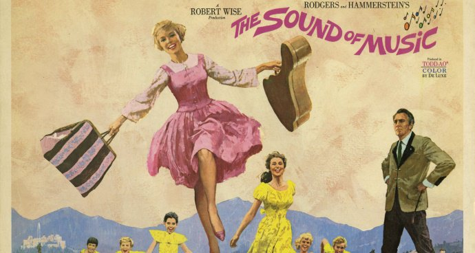 The Sound of Music (U) poster