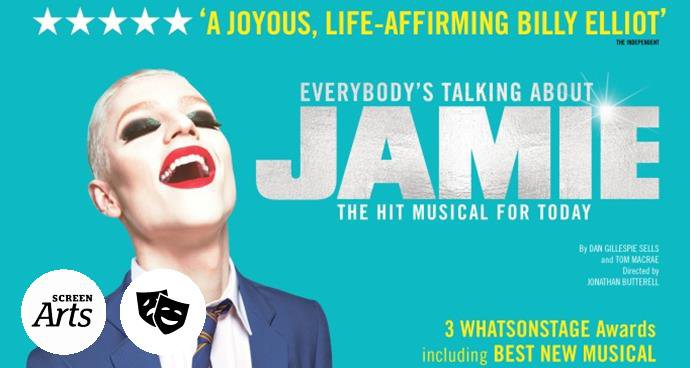 Everybody's Talking About Jamie (12A) poster