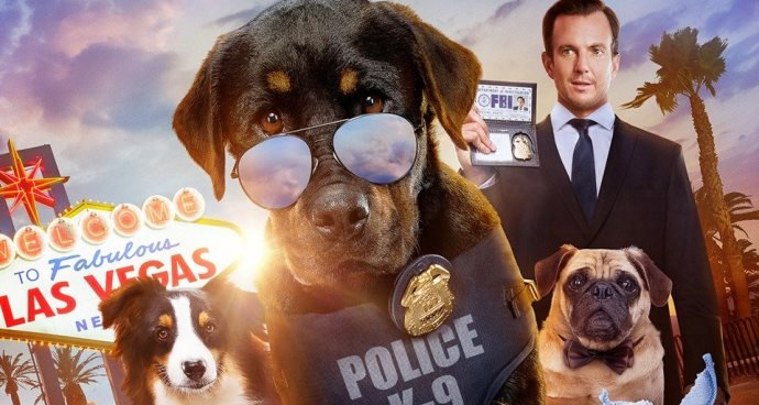 SMP: Show Dogs (PG) poster