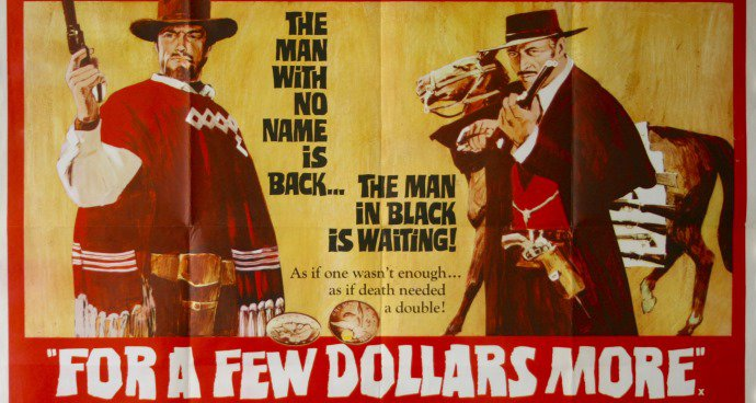 For a Few Dollars More (15) poster