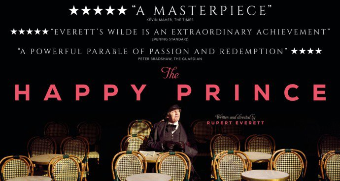 SS: The Happy Prince (15) poster