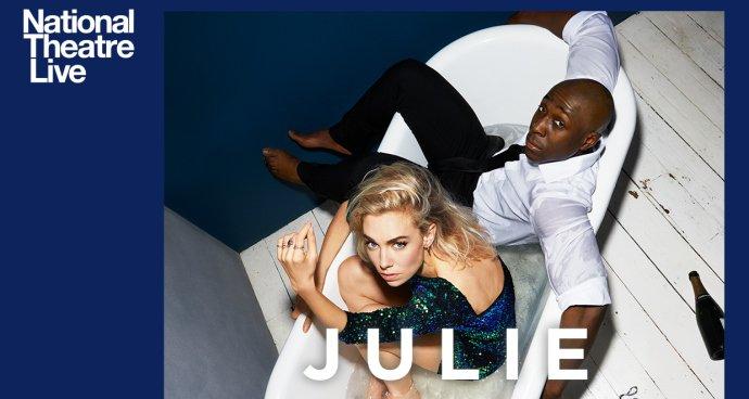 NT: Julie (12A) poster
