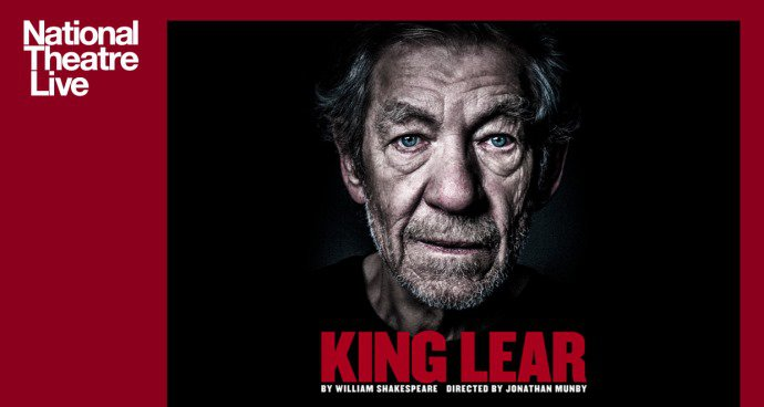 NT: King Lear (12A) poster
