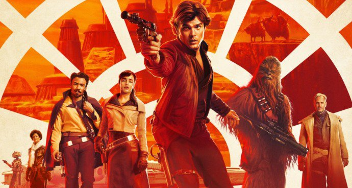 Solo: A Star Wars Story (12A) poster
