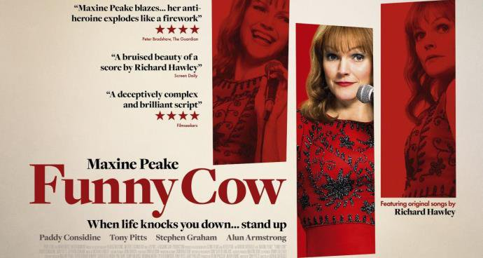 Funny Cow (15) poster
