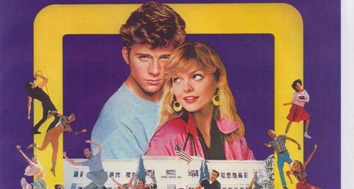 Grease 2 (PG) poster