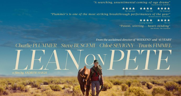 Lean on Pete (15) poster