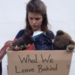 73. FRINGE:  What We Leave Behind – scratch performance