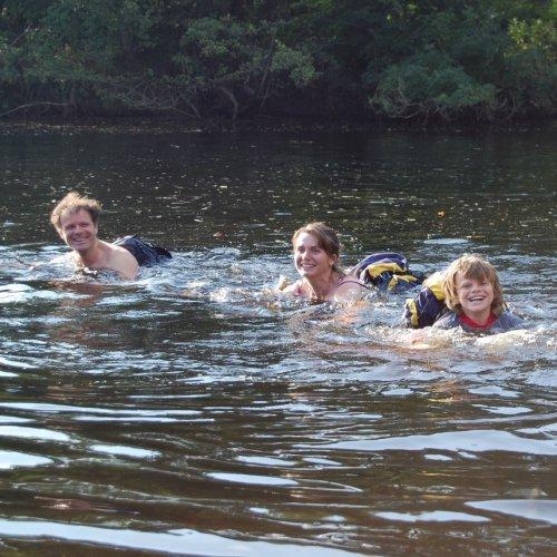 100. FRINGE: Swimhiking in the Wharfe
