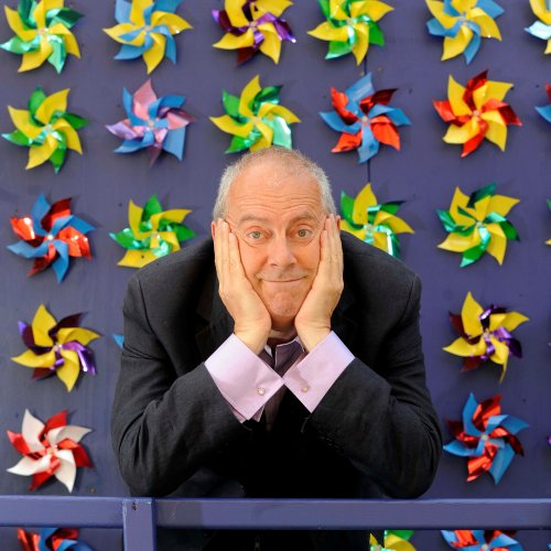 6. Gyles Brandreth: Dancing By the Light of the Moon