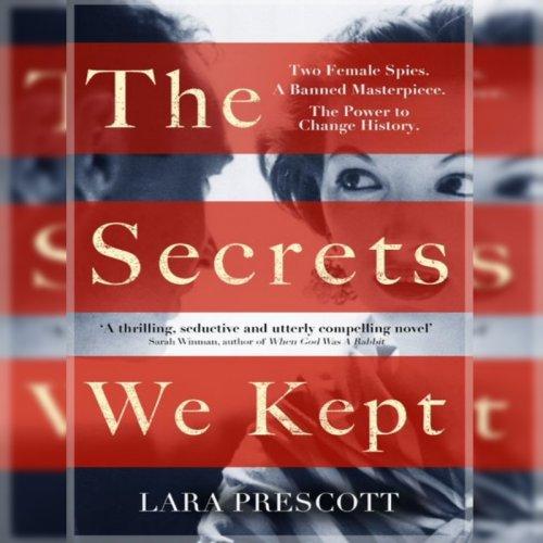 8. Lara Prescott: The Secrets We Kept
