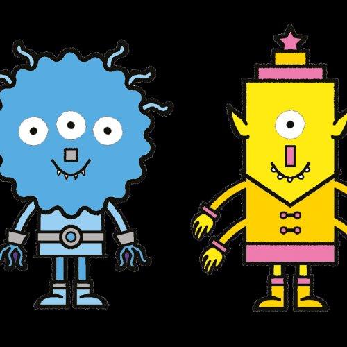 123. Children's Book Trail: Ten Little Bookworms and Aliens